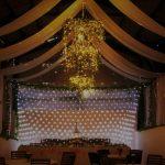 Birkenhill Wedding Venue Aberdeenshire Barn Top table